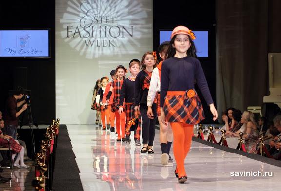 Amaya на Estet Fashion Week Весна 2015