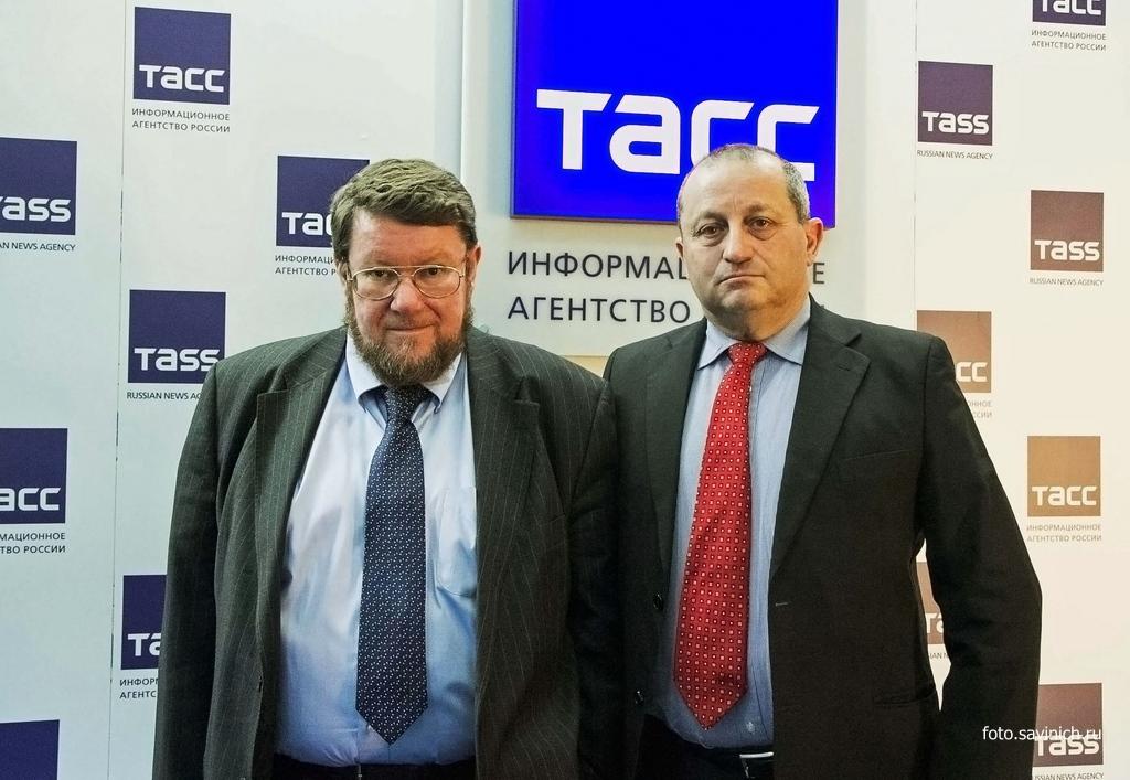 """Презентация книги Е.Сатановского и Я. Кедми """"#Диалоги"""""""