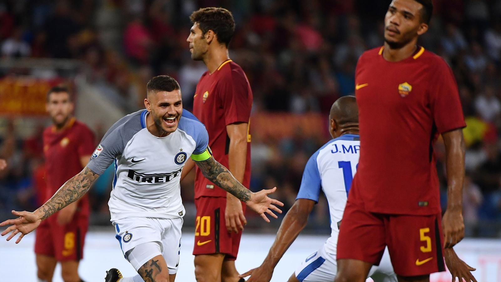 2 декабря. Прямая трансляция матча «Рома» — «Интер»
