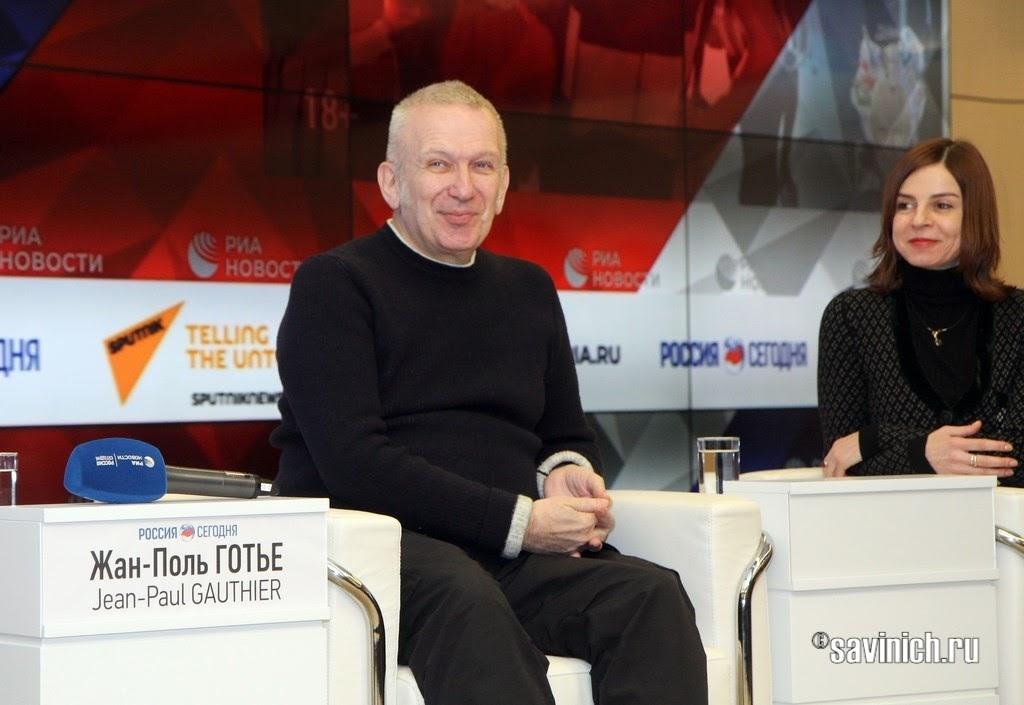 "Жан-Поль Готье представил ""Фэшн Фрик Шоу"""