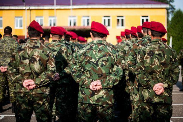 Молдавские военные отправились в Москву для участия в параде Победы