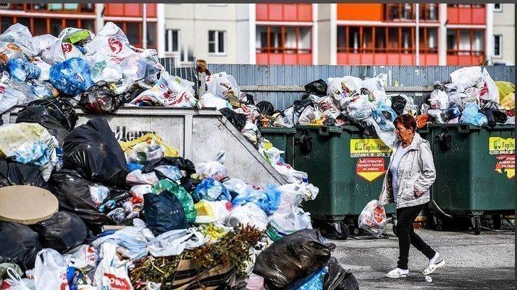 Чтобы решить проблему мусора, необходимо выкупать у населения вторичное сырье