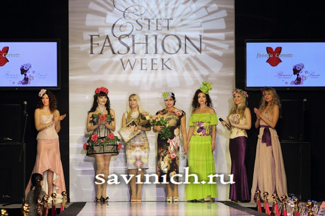 Jesofa на Estet Fashion Week Весна 2015