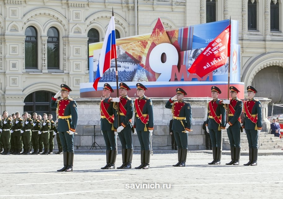 9 мая 2016 года состоялся военный парад в честь 71 годовщине Победы СССР в ВОВ