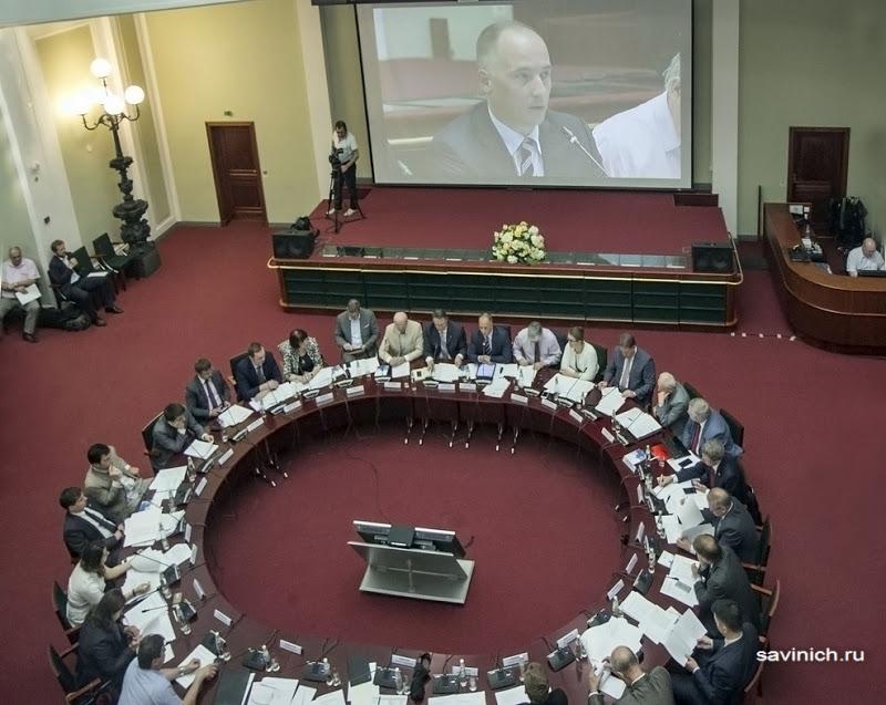 Состоялось второе заседание Совета по конкурентоспособности и промышленному развитию экономики России