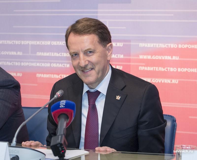 Гордеев и Пономарев – совместная пресс-конференция
