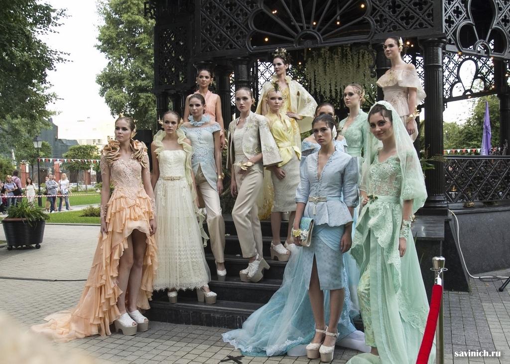 Дни Индонезии в Москве: сад Эрмитаж