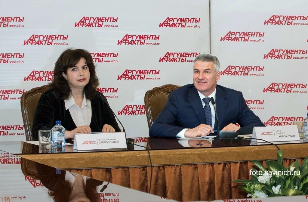 О развитии туризма в Карелии – и.о. Главы Республики Карелия Артур Парфенчиков