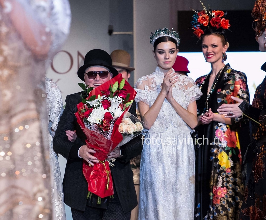 Вячеслав Зайцев на Estet Fashion Week: осень 2017
