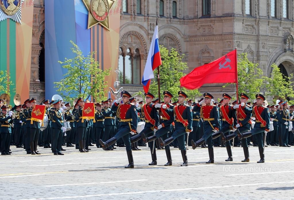 Москва. Парад Победы на Красной площади 9 мая 2019. Прямая трансляция
