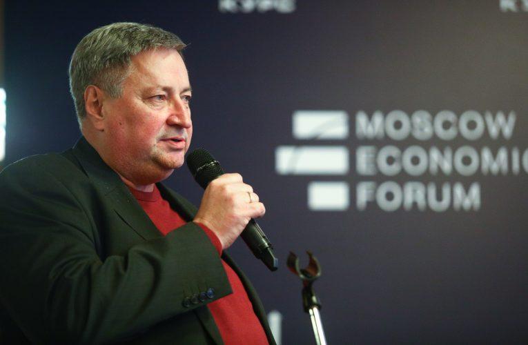 Андрей Андрейченко. Нам надо жить на свои средства и вкладывать их в свое развитие