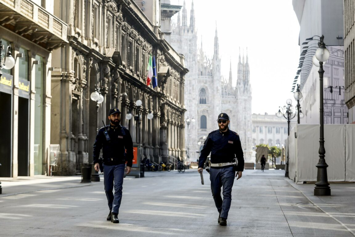 Италия COVID-19 | Жизнь других |ENG| Italy COVID-19